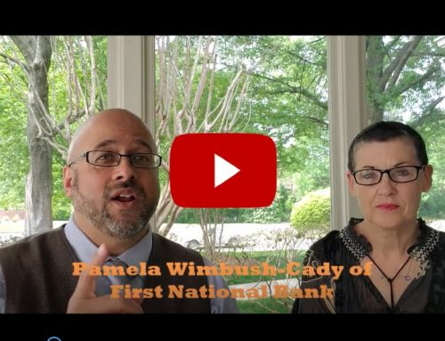 Who's That Wednesday? with Pamela Wimbush-Cady