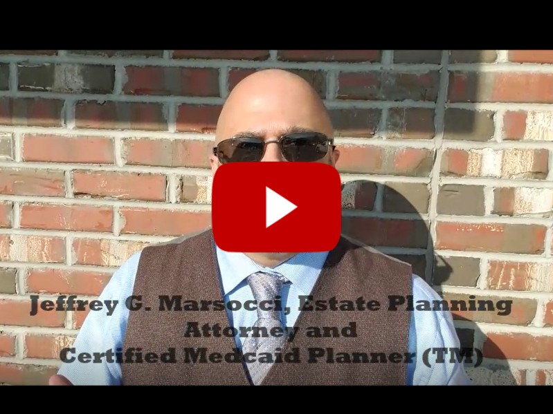 Raleigh Estate Planning Attorney Jeffrey G. Marsocci hates when financial professionals put their own commissions ahead of their client's best interests.