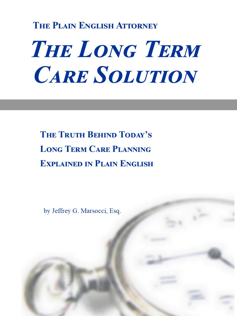 The Long Term Care Solution