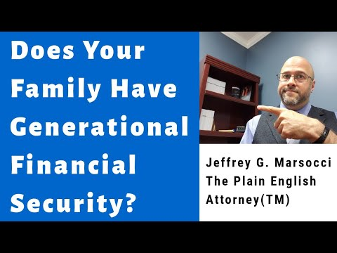 Generational Financial Security