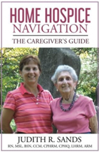Judith Sands, Home Hospice Navigation Book