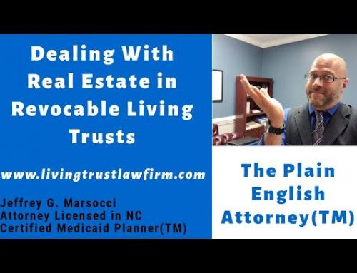 Real Estate in Revocable Living Trusts
