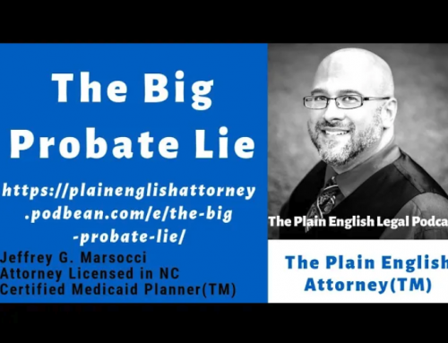 The Big Probate Lie Financial Institutions Tell