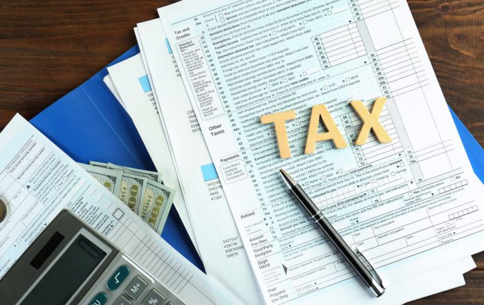 Estate Tax Forms