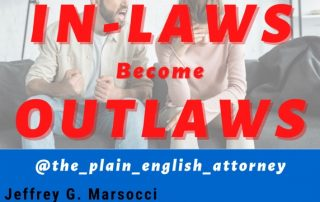 When In-Laws become Outlaws