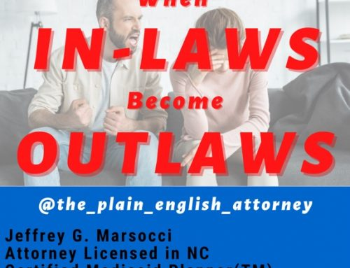 When In-Law Become Outlaws